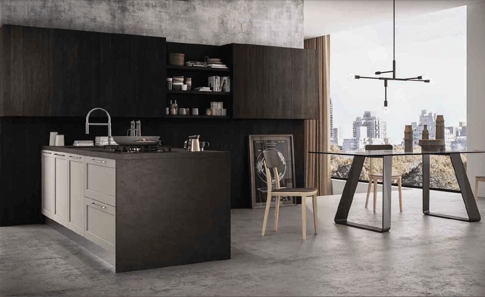 Cucina Frame - Arredo Tre