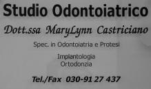Dott.ssa Marylynn Castriciano