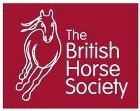 The British Horse Society logo