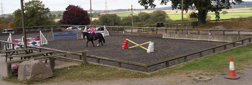 Horse riding facilities