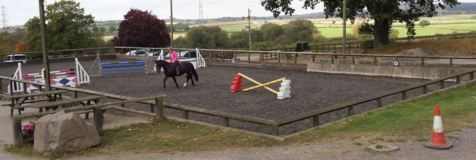 Horse riding facilities