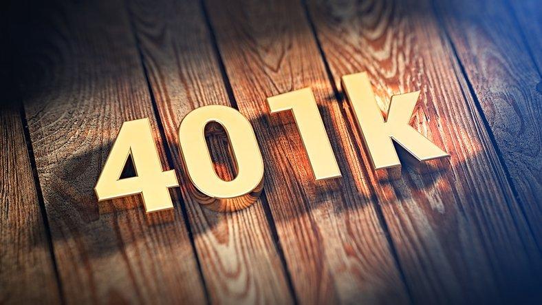 401(k) retirement savings