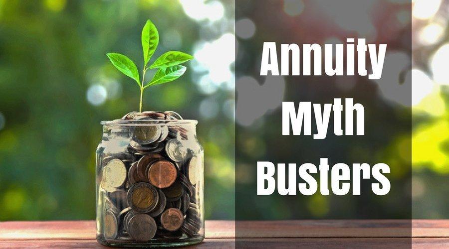 annuity myth busters