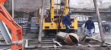 Manutenzione pozzi artesiani
