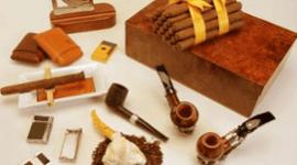 delle pipe, dei sigari e degli accendini