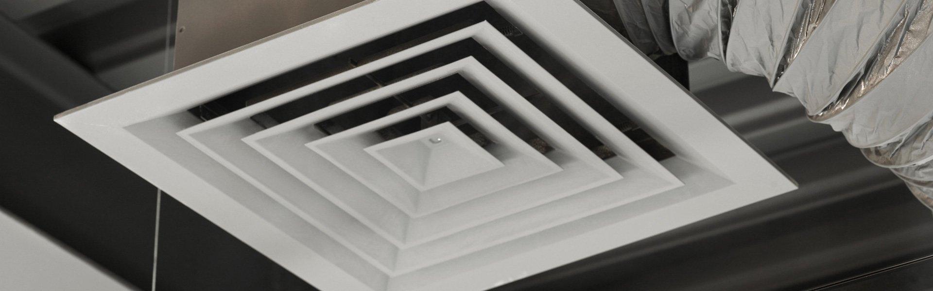 small ac ventilation