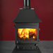 Woodwarm Fireview 6Kw - Woodwarm Stoves – Ware – Morley Stove Company