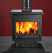 Woodwarm Fireview 12Kw - Woodwarm Stoves – Ware – Morley Stove Company