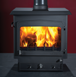 Woodwarm Fireview 16Kw - Woodwarm Stoves – Ware – Morley Stove Company