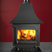 Woodwarm Fireview 20Kw - Woodwarm Stoves – Ware – Morley Stove Company