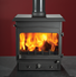 Woodwarm Wildwood 12Kw - Woodwarm Stoves – Ware – Morley Stove Company