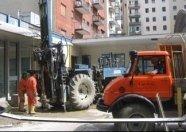 lavori di geotecnica
