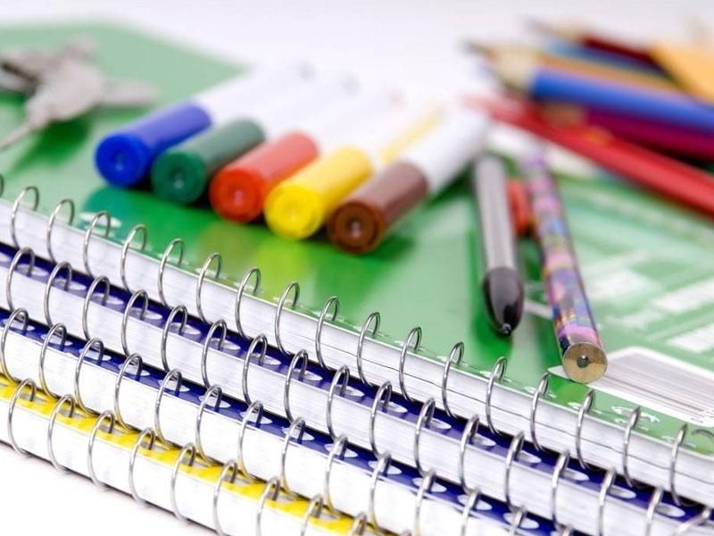 quaderni scolastici