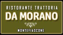 RISTORANTE TRATTORIA DA MORANO di MOCINI PIETRO & C. sas