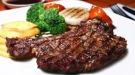 carne italiana, carne di vitello, carne alla brace
