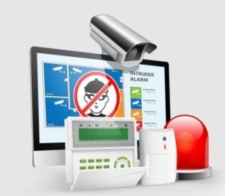 impianti antifurto, impianti antintrusione, sistemi di allarme