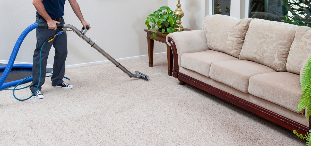 living room carpet cleaning