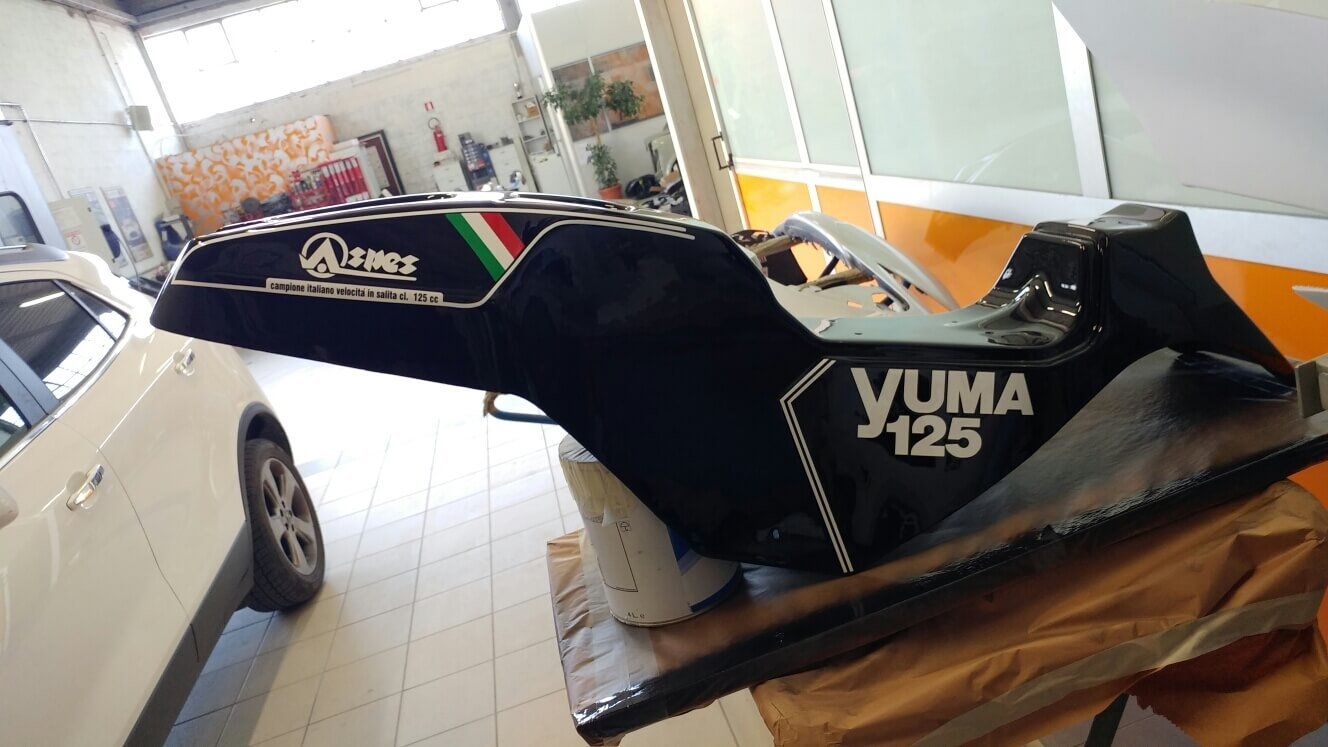 moto yuma