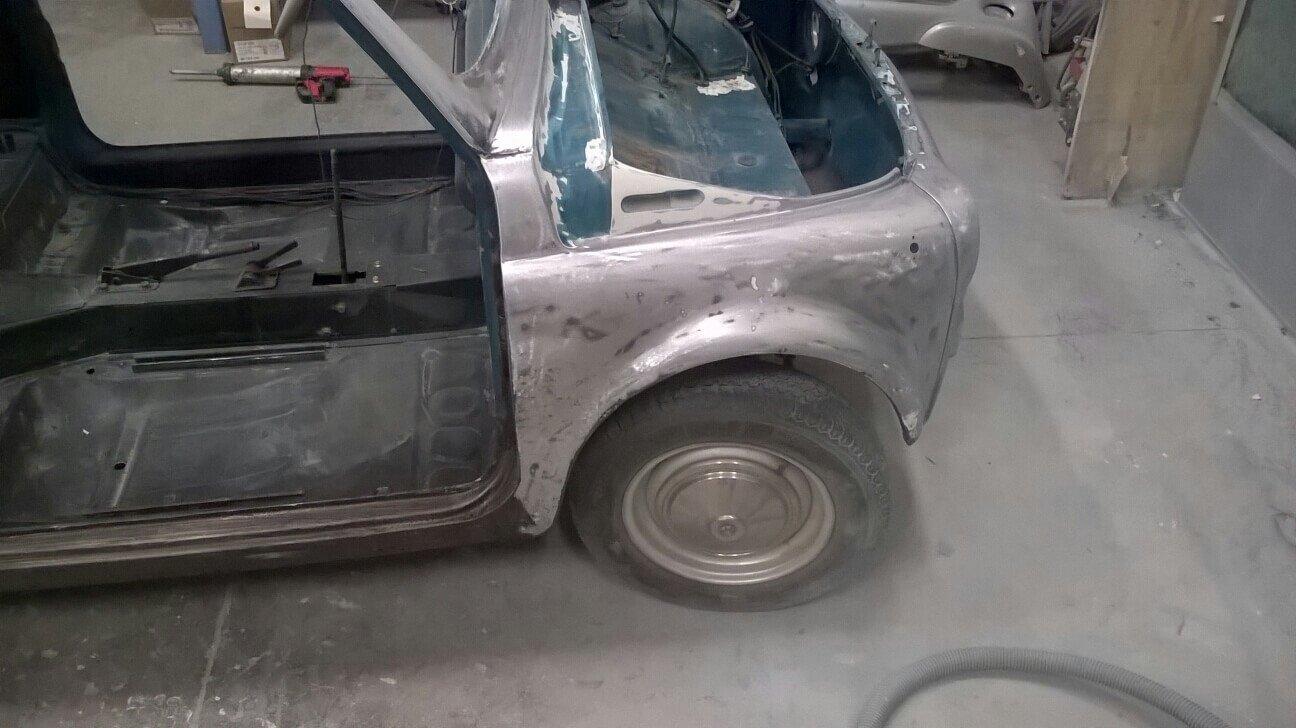 500 in restauro