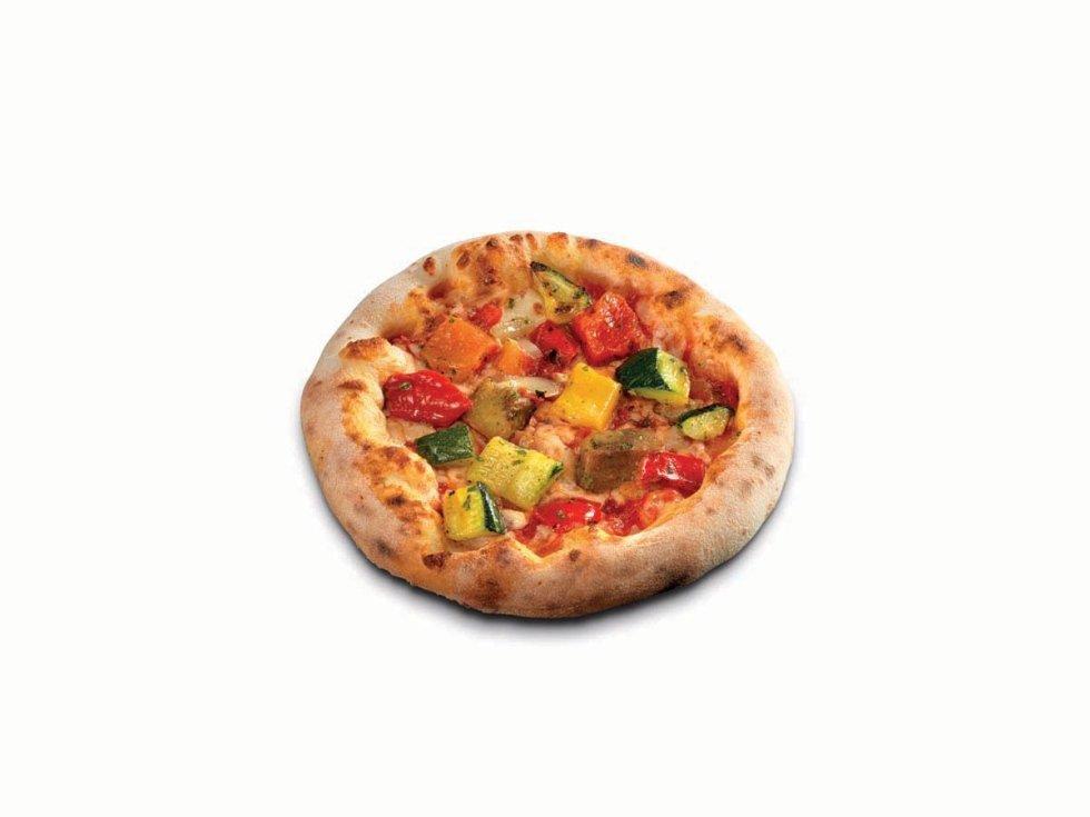 Pizzetta alle Verdure
