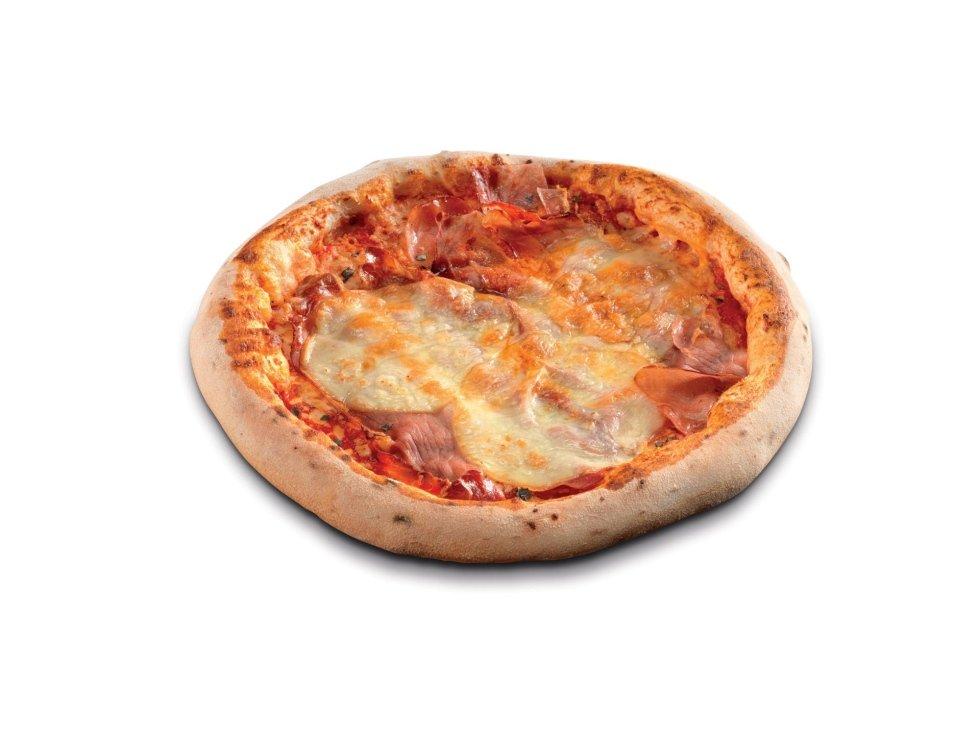 Pizza Speck e Provola