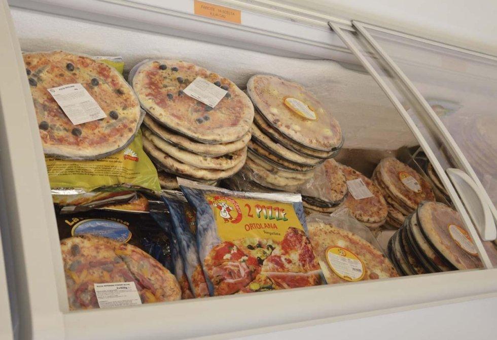 Vendita bruschette e pizze Fregona