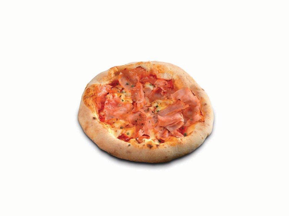 Pizzetta al Prosciutto