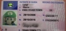 Certificati per patenti di guida