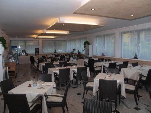 tavoli albergo