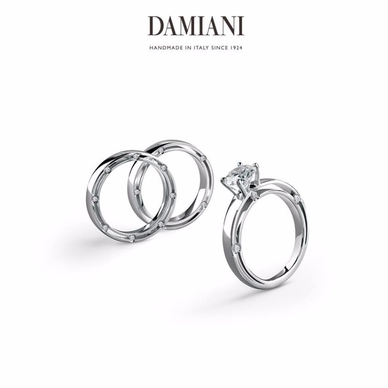 Damiani d.side Solitario