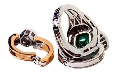 dettagli gioielli cevenini bologna