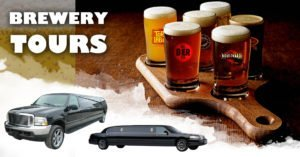 brewery limo service
