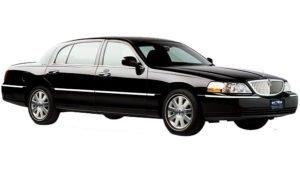 corporate executive sedan