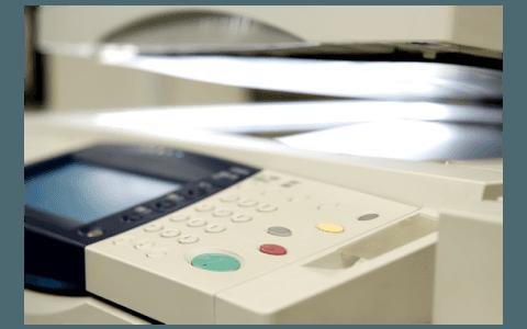 Vendita e noleggio di stampanti e fotocopiatrici