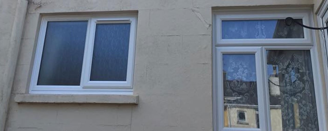 domestic building windows
