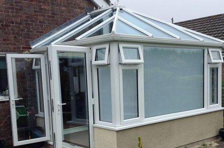 conservatory installation