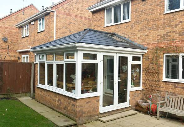 Custom-built conservatories