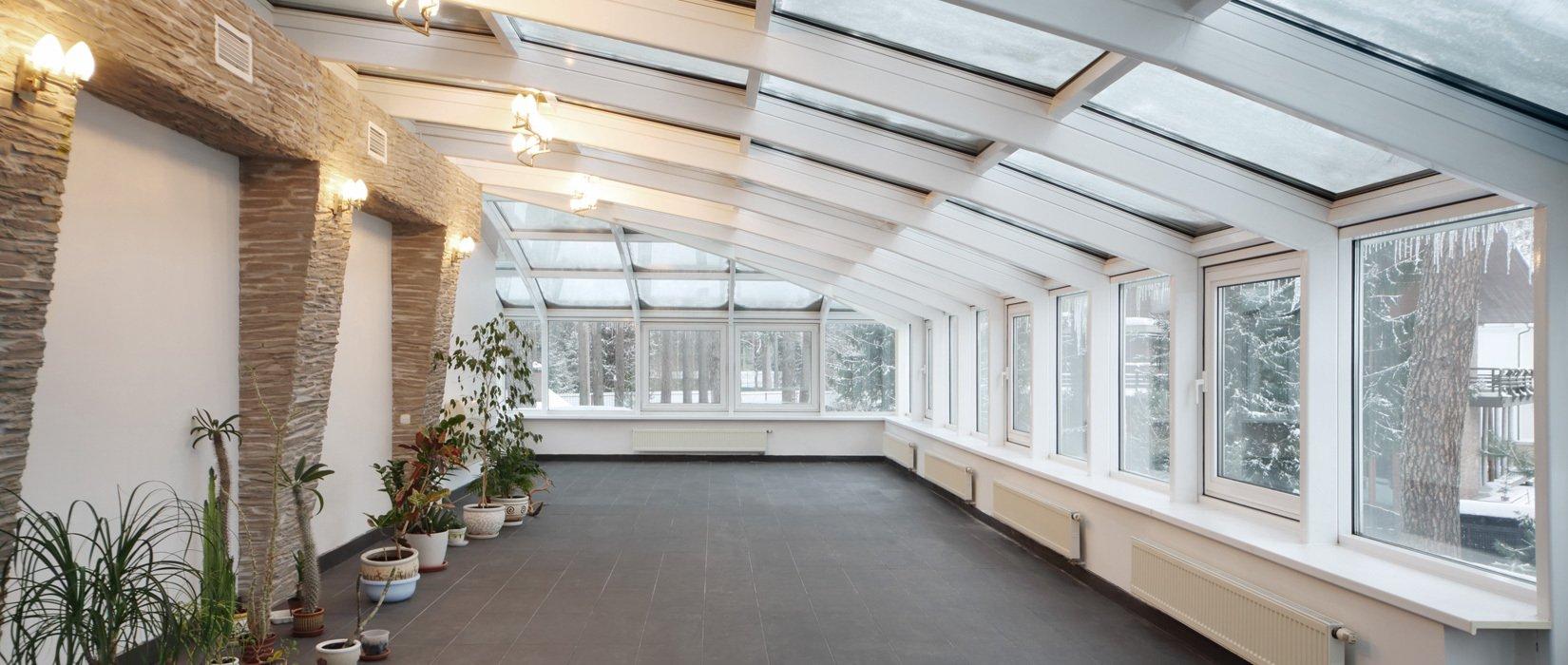 Exquisite conservatories