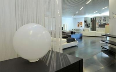 lampada a sfera pavia