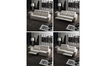 divani regolabili pavia