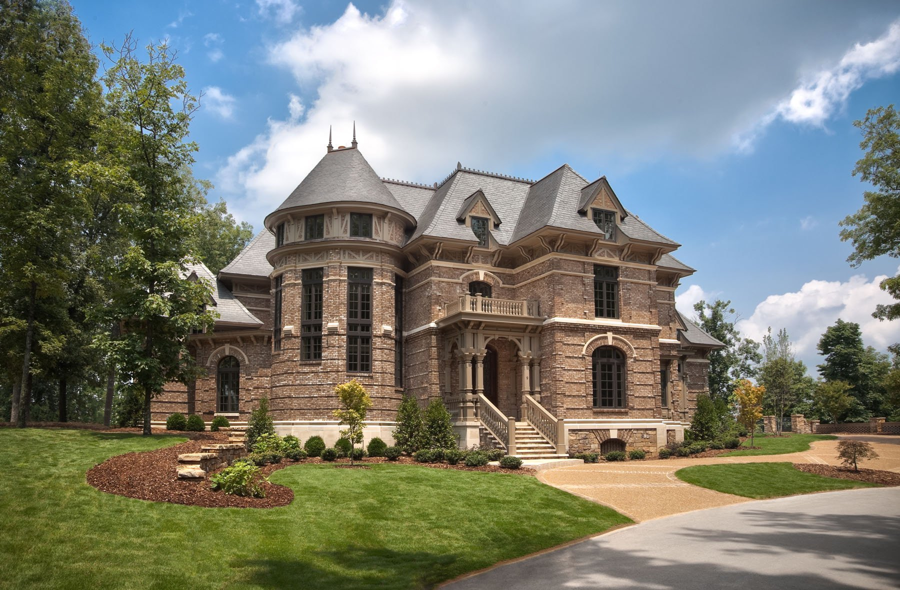 Welcome to cherokee brick tile for Castle homes
