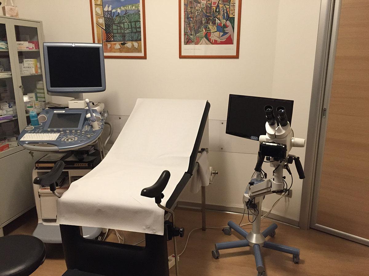 interventi chirurgici ginecologici