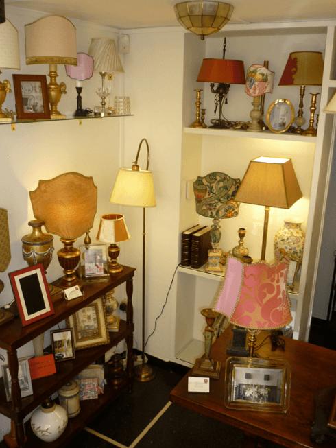 Laboratorio artigianale di lampade e paralumi paralumi gierre - Paralumi per lampade da tavolo ...