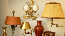 lampade da tavolo Paralumi Gierre Genova