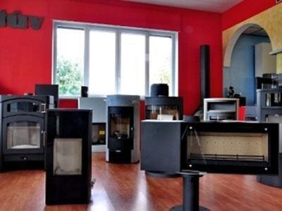 showroom stufe e caminetti