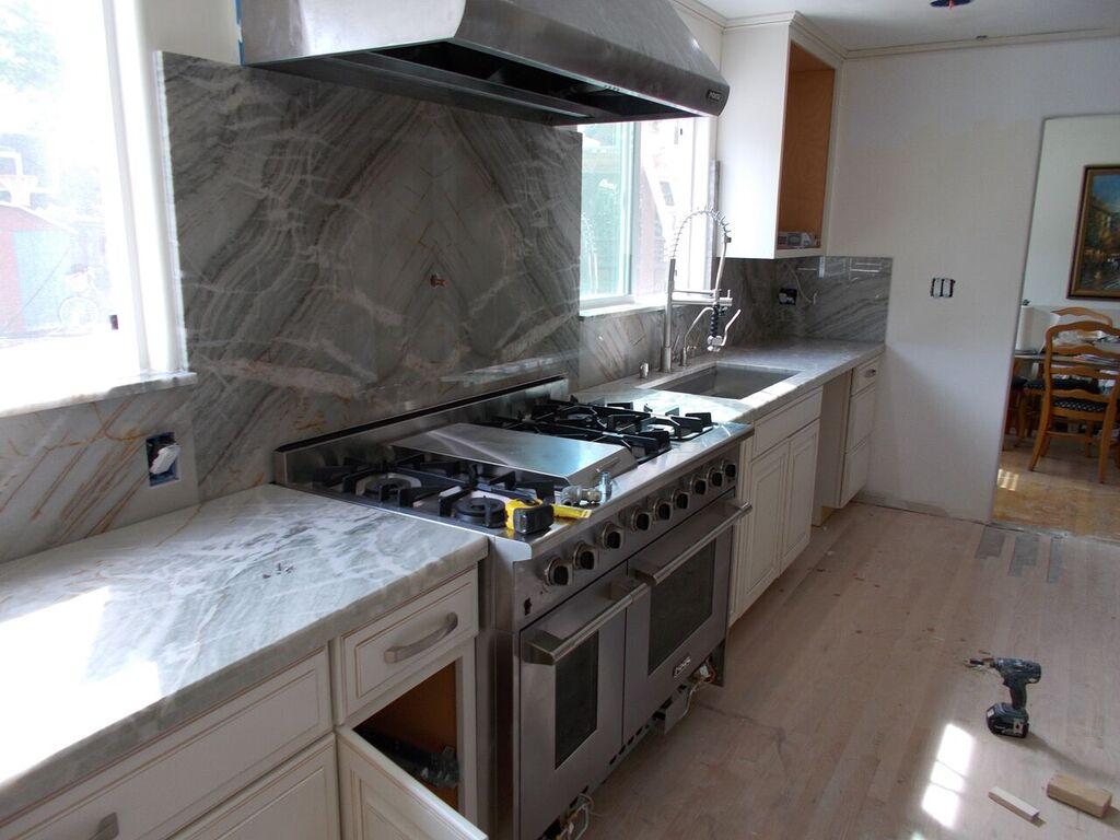 granite kitchen countertops San Leandro, CA