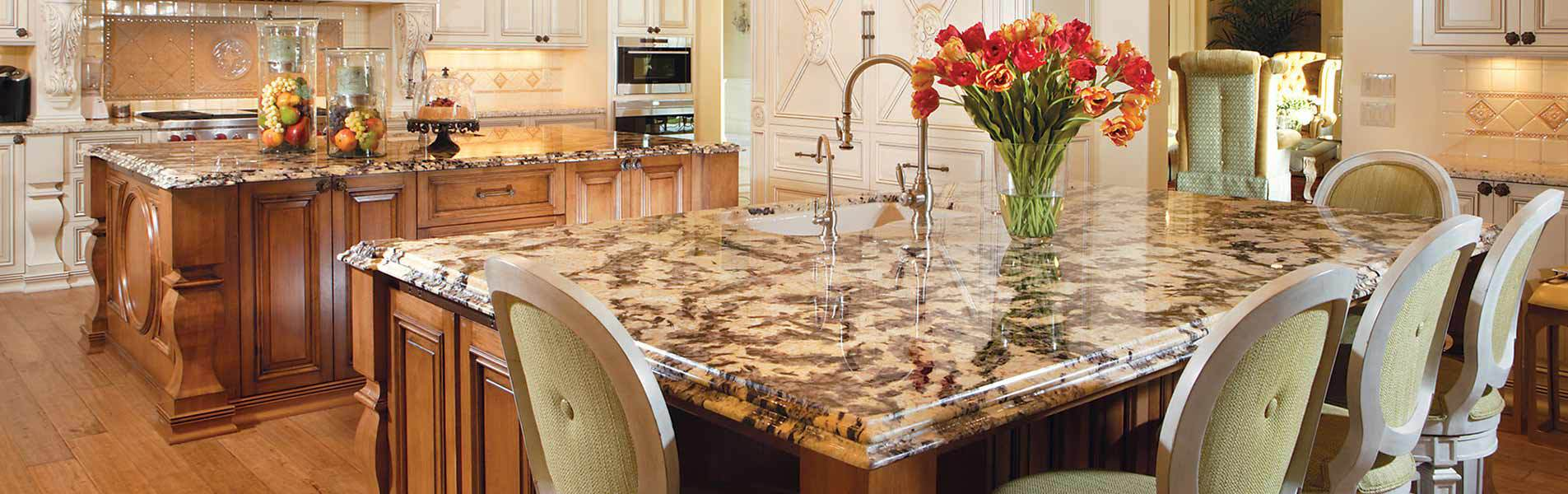 granite kitchen countertops San Leandro, CA