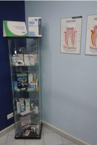 teca medicinali odontoiatrici