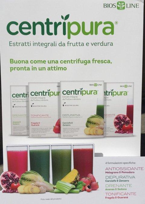 centripura centrifugato naturale