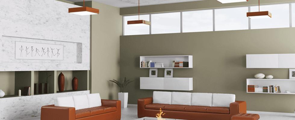 pareti in cartongesso per uffici